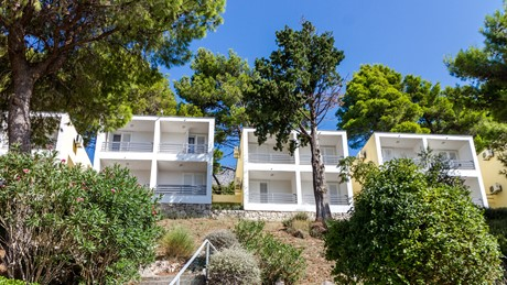 All inclusive apartmants Sagitta Omiš